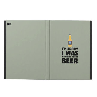 Thinking about Beer bottle Z860x Powis iPad Air 2 Case