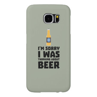 Thinking about Beer bottle Z860x Samsung Galaxy S6 Cases