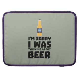 Thinking about Beer bottle Z860x Sleeves For MacBooks