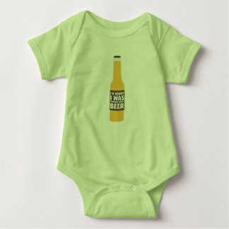 Thinking about Beer bottle Zjz0m Baby Bodysuit