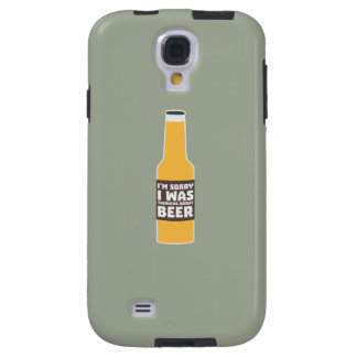 Thinking about Beer bottle Zjz0m Galaxy S4 Case