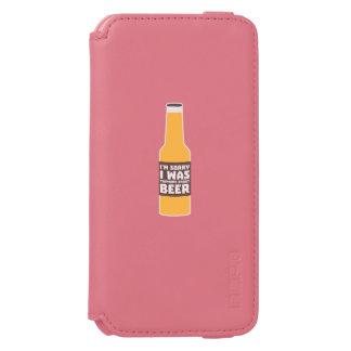 Thinking about Beer bottle Zjz0m Incipio Watson™ iPhone 6 Wallet Case