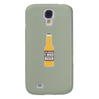 Thinking about Beer bottle Zjz0m Samsung Galaxy S4 Cover