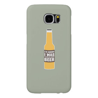 Thinking about Beer bottle Zjz0m Samsung Galaxy S6 Cases