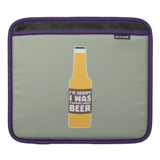 Thinking about Beer bottle Zjz0m Sleeves For iPads