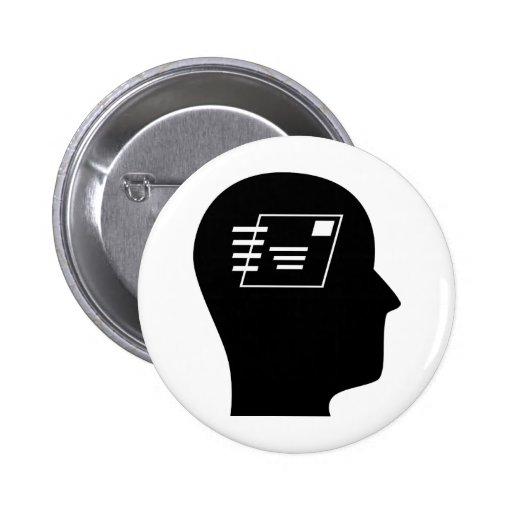 Thinking About Postal Service Pinback Buttons