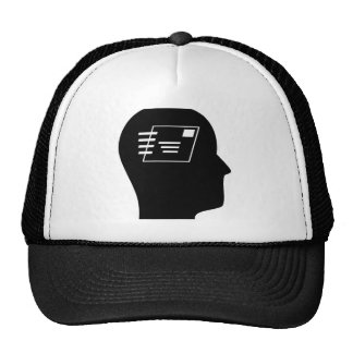 Thinking About Postal Service Trucker Hat