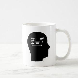 Thinking About Postal Service Coffee Mug