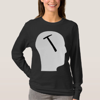 Thinking About Roofs T-Shirt