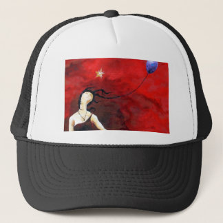 Thinking About Tomorrow Trucker Hat