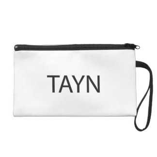 Thinking About You Now.ai Wristlet Purses