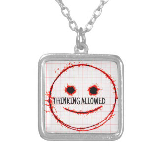 Thinking Allowed Necklaces