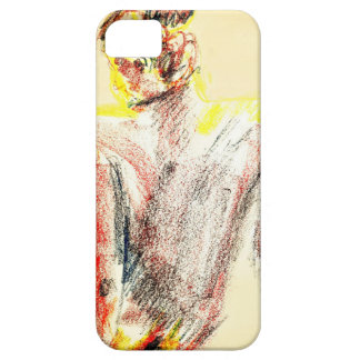 Thinking Back.JPG Case For The iPhone 5