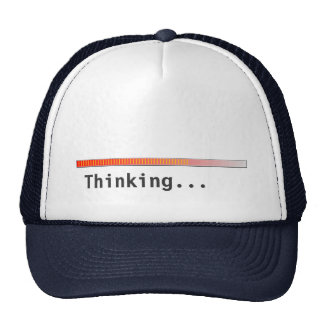 Thinking Bar Cap