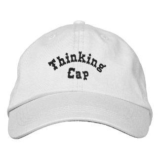 Thinking Cap Funny Baseball Cap