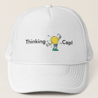 Thinking Cap! Trucker Hat