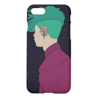 thinking case. iPhone 8/7 case