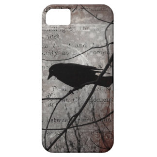 Thinking Crow Thoughts Case For The iPhone 5