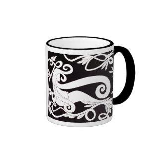 Thinking Girl Coffee Mug