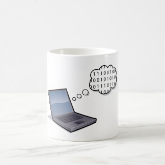 Thinking in Binary Coffee Mug