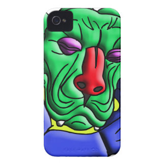 Thinking Monster iPhone 4 Case