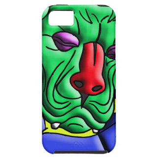 Thinking Monster iPhone 5 Case