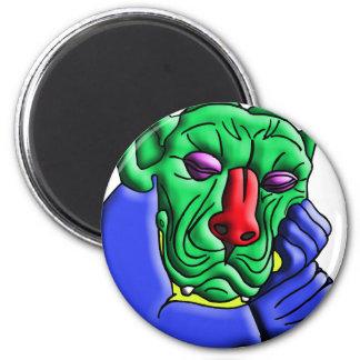 Thinking Monster Magnet