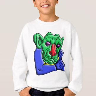 Thinking Monster Sweatshirt