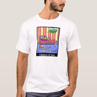 Thinking Of Ewe. T-Shirt