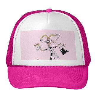 thinking of me, tony fernandes mesh hats