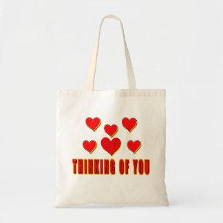 Thinking of You Budget Tote Bag