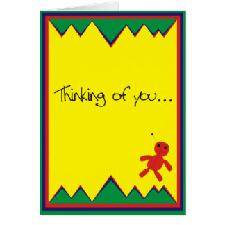 Thinking of You Card