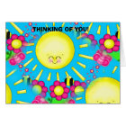 THINKING OF YOU! CARD