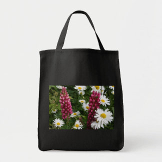 Thinking Of You Floral Blossoms Canvas Bags