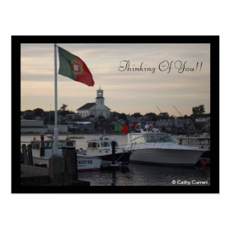Thinking Of You From Provincetown, Massachusetts Postcard
