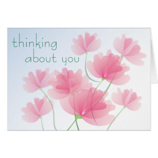 Thinking of You - Greeting Card