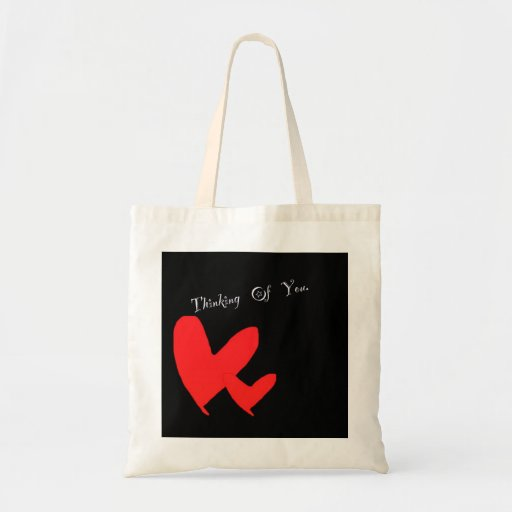 Thinking of you handbag bag