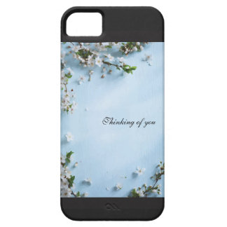Thinking of You iPhone 5 Cover