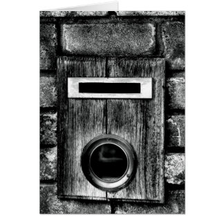 Thinking Of You - Mail Box Card