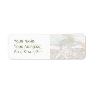 Thinking of You Return Address Label