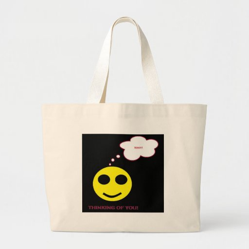 Thinking of you series collection tote bag