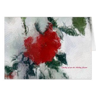 Thinking of you this Holiday Season by A. Celeste Card