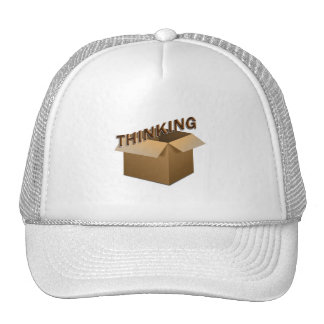 Thinking Outside The Box Hat