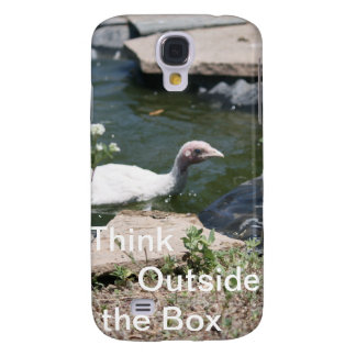 Thinking Outside the Box Samsung Galaxy S4 Covers