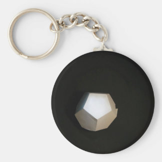 Thinking outside the Dodecahedron Key Ring