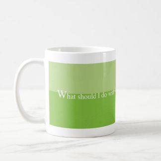 Thinklings Mug - Organic Thoughts