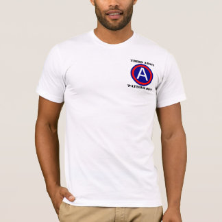"Third Army ""Patton`s Own"" Tee"