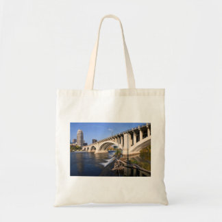 Third Avenue Bridge in Minneapolis Tote Bag