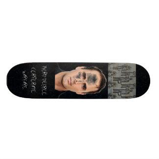 Third Degree Corporate Warfare Custom Skate Board