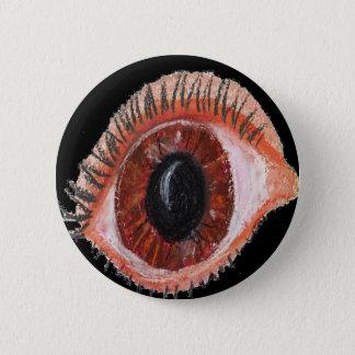 Third Eye 6 Cm Round Badge